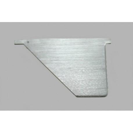 Dérive Aluminium