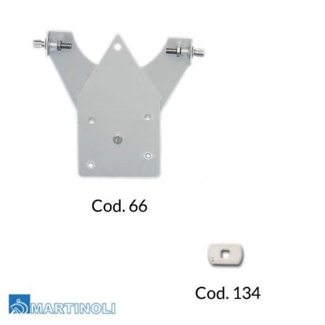 Système complet directionnel de planche de pieds