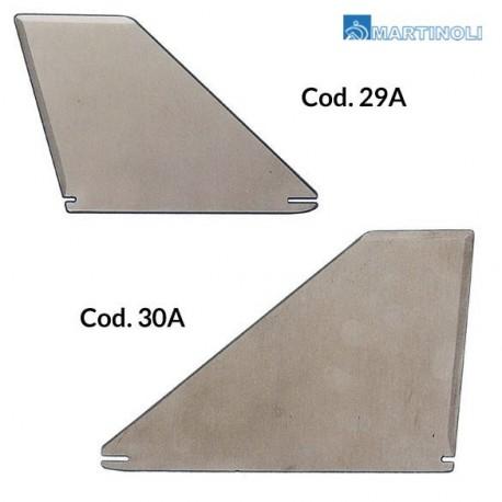 Dérives Aluminium